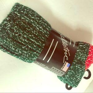 NWT Holiday Socks Cotton & Wool Blend Medium
